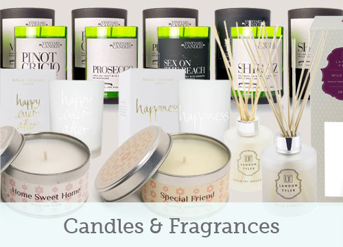Candles & Fragrances - Sandy Toes Gifts