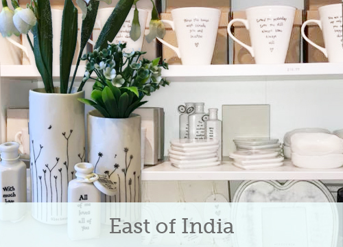 East of India - Sandy Toes Gifts