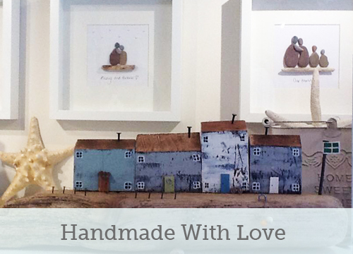 Handmade With Love - Sandy Toes Gifts