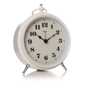 shruti designs bobby alarm clock chalk 300x300 - Bobby Alarm Clock Chalk by Shruti Designs