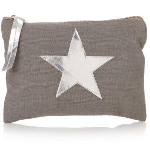 shruti designs star burst purse grey 300x300 - Star Burst Purse Grey by Shruti Designs