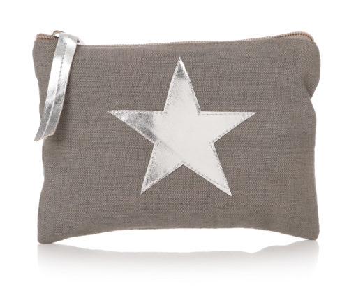 shruti designs star burst purse grey 510x423 - Star Burst Purse Grey by Shruti Designs
